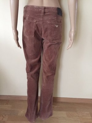 Armani Jeans Sweat Pants bronze-colored