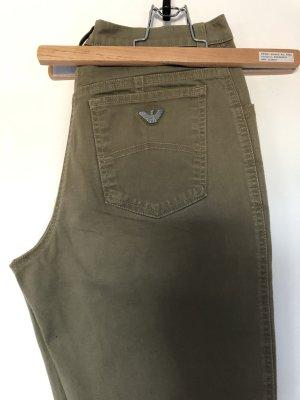 Armani Jeans Pantalon kaki kaki