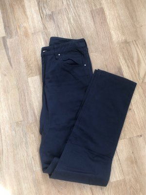Armani Jeans Boot Cut Jeans dark blue
