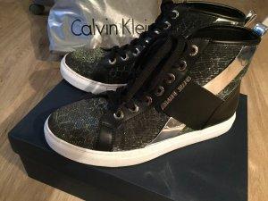 Armani Jeans High Top Sneaker multicolored