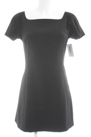 Armani Jeans Robe crayon noir élégant
