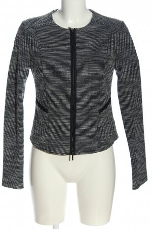Armani Jeans Blouse Jacket black-white casual look