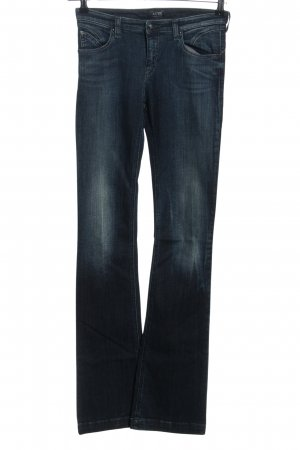 Armani Jeans Boot Cut Jeans blue casual look