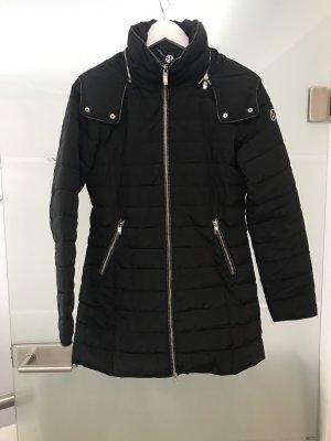 Armani Jeans Chaqueta de plumón negro