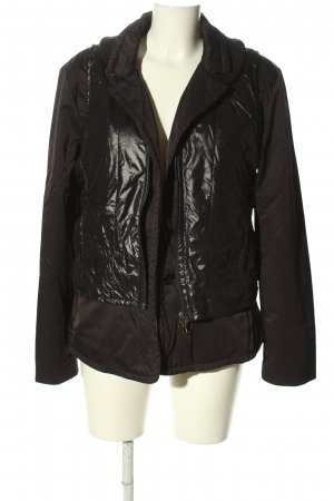 Armani Jeans Double Jacket brown-black casual look