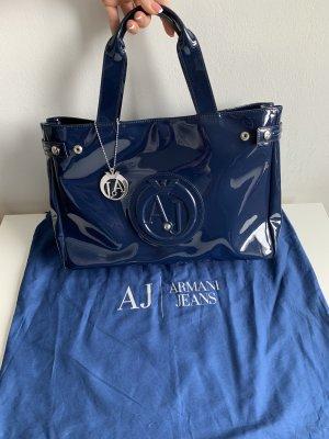 Armani Jeans Handbag blue