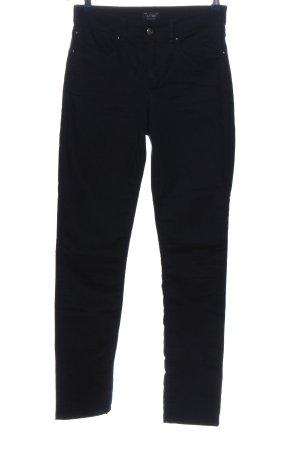 Armani Jeans Vijfzaksbroek zwart casual uitstraling
