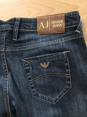 Armani Jeans Slim Jeans dark blue