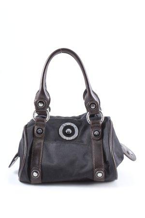 Armani Jeans Handtasche schwarz Casual-Look