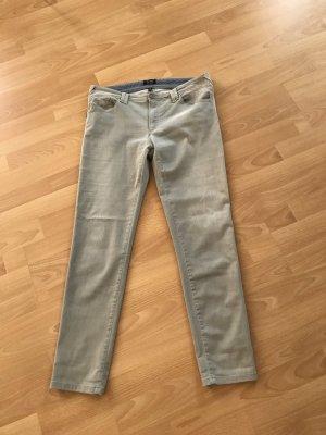 Armani Jeans,  hell-grau Skinny Jeans Größe 32/32