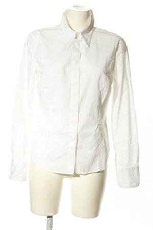 Armani Jeans Hemd-Bluse weiß Business-Look