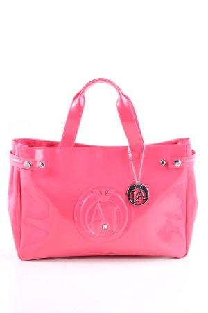 Armani Jeans Henkeltasche pink Casual-Look
