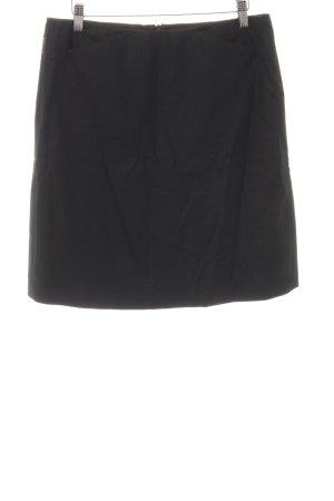 Armani Jeans Rok met hoge taille zwart zakelijke stijl