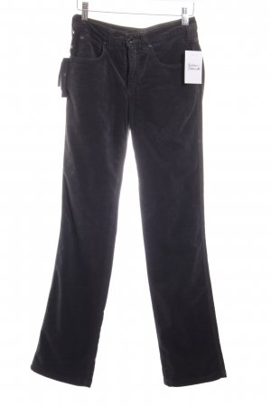 Armani Jeans Trousers dark blue casual look