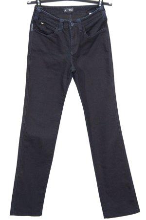 Armani Jeans Jeanshose in Dunkelblau