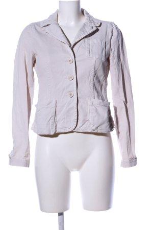 Armani Jeans Jeansjacke wollweiß Casual-Look
