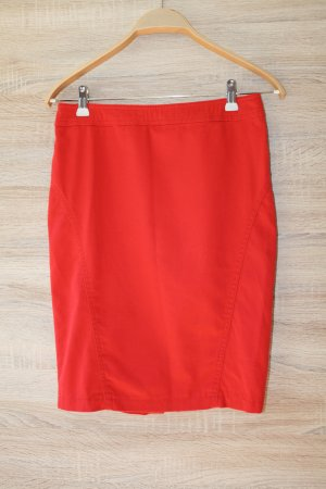 Armani Jeans Jupe crayon rouge
