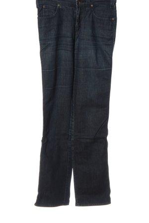 Armani Jeans Jeans flare bleu style décontracté