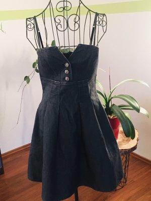 Armani Jeans Denim Dress dark blue