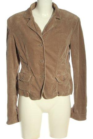 Armani Jeans Short Blazer brown casual look
