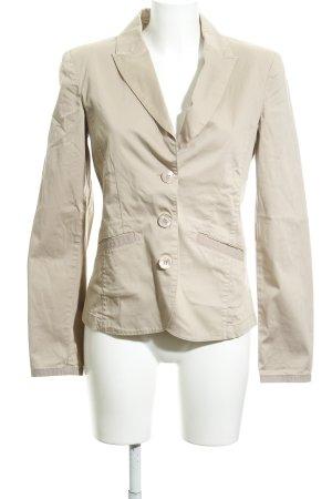 Armani Jeans Kurz-Blazer beige-camel Business-Look