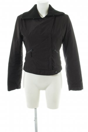 Armani Jeans Short Jacket black casual look