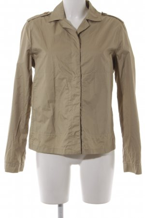 Armani Jeans Kurzjacke beige Casual-Look
