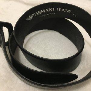 Armani Jeans ledergürtel