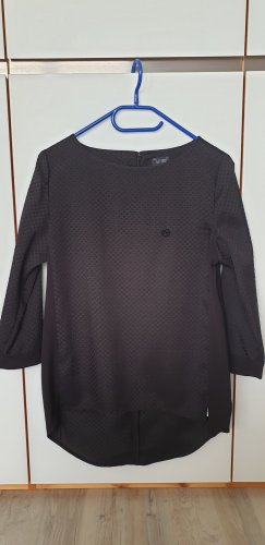 Armani Jeans Long Shirt black