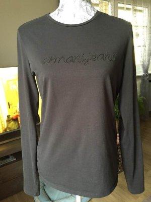 Armani Jeans Longsleeve dark grey