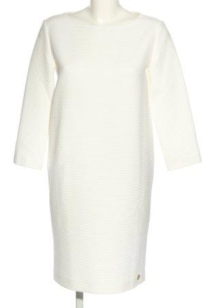 Armani Jeans Robe courte blanc cassé style décontracté