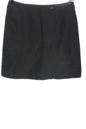 Armani Jeans Mini-jupe gris clair style décontracté