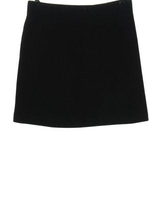 Armani Jeans Mini rok zwart casual uitstraling