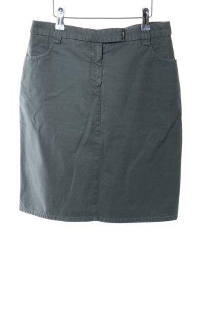 Armani Jeans Minirock grün Casual-Look