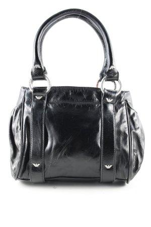 Armani Jeans Mini sac noir style décontracté
