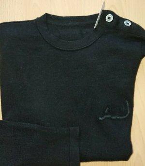 Armani Jeans Crewneck Sweater black