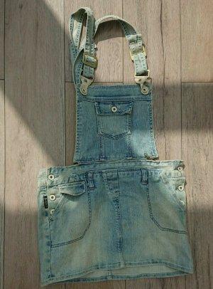 Armani Robe en jean bleu