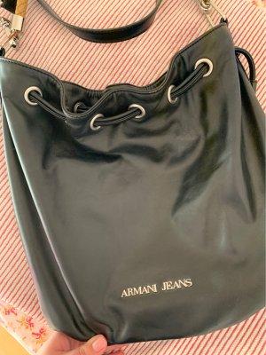 Armani Jeans Sac seau multicolore