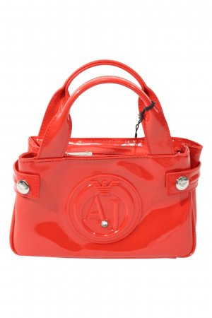 Armani Jeans Schultertasche in Rot