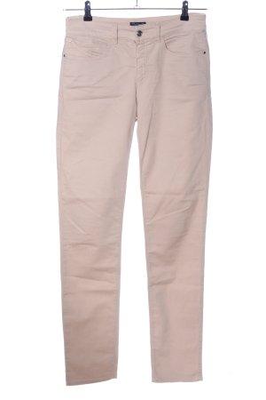 Armani Jeans Jeans skinny blanc cassé style d'affaires