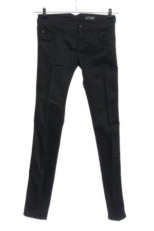 Armani Jeans Jeans skinny noir élégant