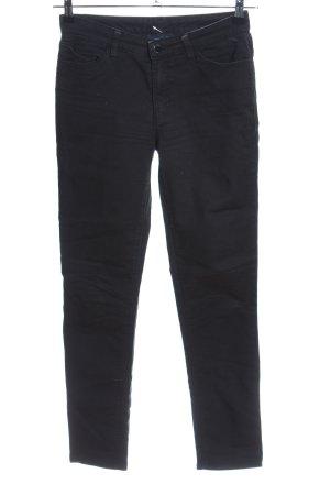 Armani Jeans Jeans skinny noir style décontracté