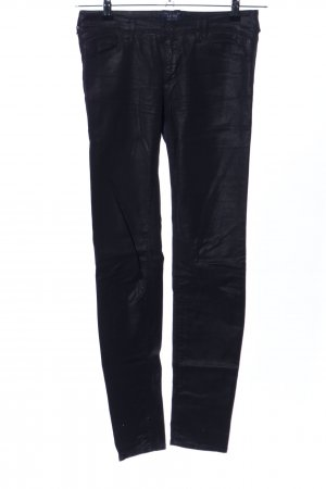 Armani Jeans Jeans skinny nero stile casual