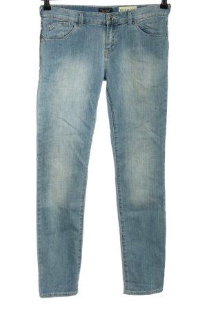Armani Jeans Slim Jeans blau Casual-Look