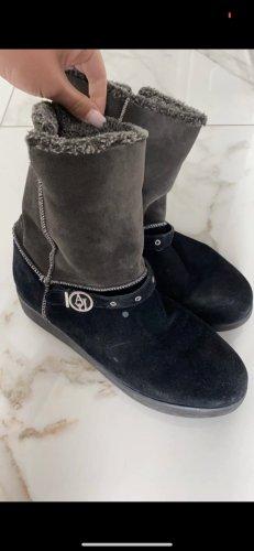 Armani jeans stiefel gefüttert grösse 40