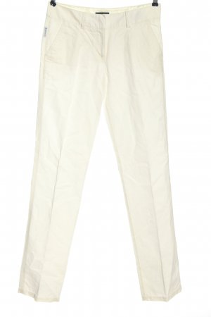 Armani Jeans Stoffen broek wolwit casual uitstraling