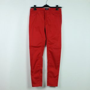 ARMANI JEANS Stoffhose Gr. 29 rot (20/03/108*)