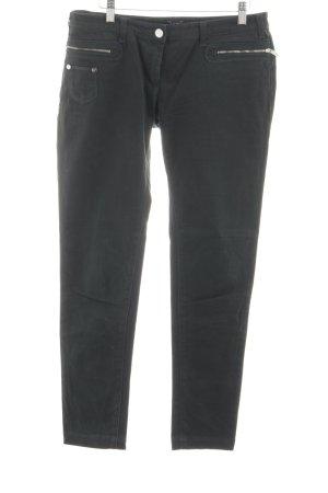 Armani Jeans Stoffhose grün Casual-Look