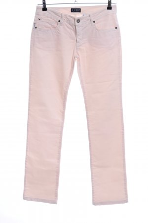 Armani Jeans Straight-Leg Jeans pink Casual-Look