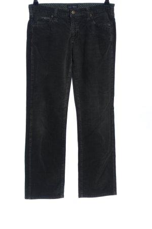 Armani Jeans Straight-Leg Jeans braun Casual-Look